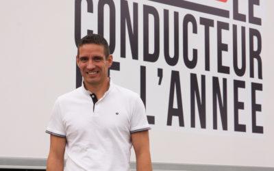 Pierre-Emmanuel Huet meilleur chauffeur de France !